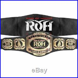 Official Ring of Honor World Tag Team Championship Adult Size Replica Belt