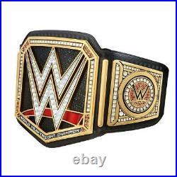 Official WWE Authentic Championship Commemorative Title Belt (2014) Gold