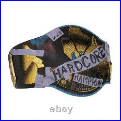 Official WWE Authentic Hardcore Championship Replica Title Belt Multi