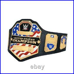 Official WWE Authentic United States Championship Commemorative Title Belt