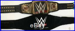 Official WWE SHOP Championship TITLE Belt Replica Leather Adult 2016 Metal