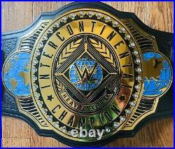 Official Wwe IC Intercontinental Heavyweight Championship Wrestling Replica Belt