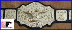 ProWrestlingBelts NWA WorldTagTeam Championship 7Plate Cast ADULT SIZETitle BELT