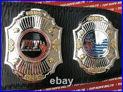 Pro Wrestling Unplugged World Championship Belt Adult Replica Title