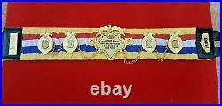 RING MAGAZINE Boxing ChampionShip Belt. MINI BELT