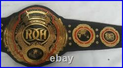 ROH Ring Of Honor World Heavy Weight Wrestling Championship Belt Adult Size