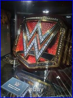 Real WWE Elite Authentic TV Series Universal Championship Belt Wildcat