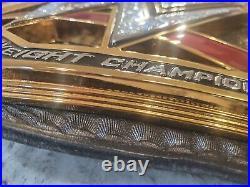 Real WWE Elite Authentic TV Series World Heavyweight Championship Belt Wildcat