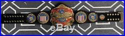 Reggie Parks NWA US Heavyweight Championship Belt, Dave Millican, Wrestling Belt