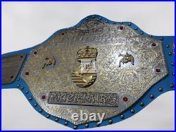 Ric Flair Signature Series Championship Belt Replica World heavyweight Champion