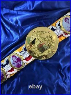 Rocky Balboa Ring Magazine Award World Heavyweight Championship Replica Belt