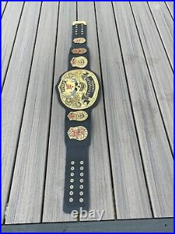 Smoking Skull World Heavyweight Championship Belt 4mm Replica 6lb