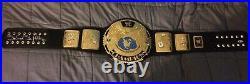 Stone Cold Steve Austin Autographed Attitude Era WWE Championship Replica Belt