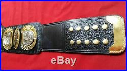 TNA Heavyweight Wrestling Championship Belt Adult Size