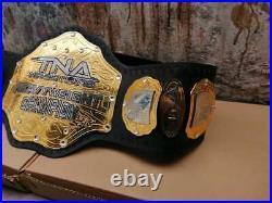 TNA Heavyweight Wrestling Championship Replica Belt Adult Size Belt