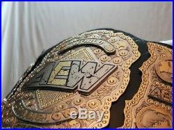 TV Accurate AEW World Championship Replica Title Belt