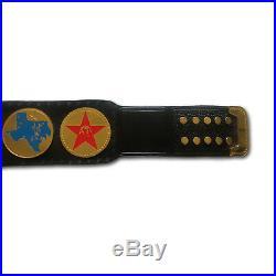 Texas Heavyweight Wrestling Championship Replica Belt
