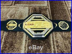 UFC WORLD Championship Replica Dual plated Belt, ADULT SIZE