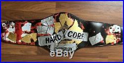 ULTRA RARE WWF Hardcore Championship Belt (Adult Size) ONLY ONE ON EBAY! WWE