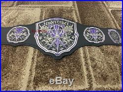 UNDERTAKER WRESTLING Championship belt. Adult size