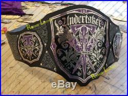 UNDERTAKER WRESTLING Championship belt Adult size Title