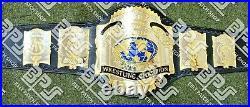 USWA Unified World Heavyweight Wrestling Championship Title Belt