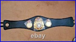 WBA SUPER BOXING ChampionShip Belt. FULL SIZE