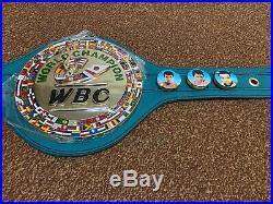 WBC 3D 2014 Boxing Champion Ship Belt. Full size