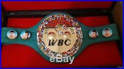 WBC Boxing Champion Ship Belt. Adult size