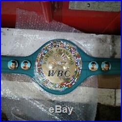 WBC Boxing Championship Belt Adult Size Without Case
