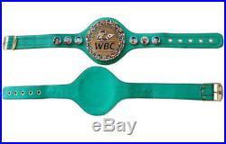 WBC CHAMPIONSHIP REPLICA BELT WORLD BOXING COUNCIL FUll SIZE ADULT