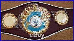 WBO Boxing ChampionShip Belt. Full size