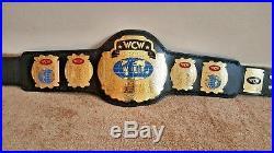 WCW World Tag Team Wrestling Championship Belt. Adult Size