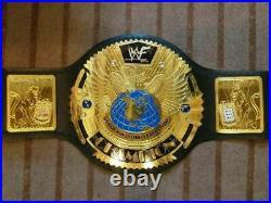 WWE Big EAGLE Heavyweight World Wrestling Championship 100% leather Belt 2mm