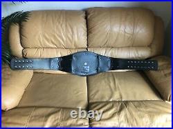 WWE Championship Replica Adult Spinner Belt (John Cena Approved!)