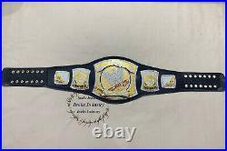WWE Championship Spinner Replica Title Wrestling Belt Adult Size