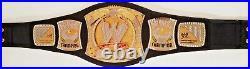 WWE Championship Spinner Replica Title Wrestling Belt Free Custom Name Plate