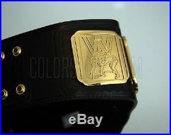 WWE Classic Intercontinental Championship Replica Belt Title 4mm NOT A BOOTLEG