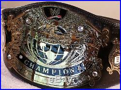 WWE Figures Inc Adult Size Undisputed Championship Replica Belt