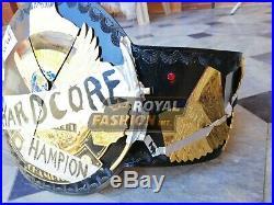 WWE Hardcore Heavyweight Wrestling Championship Belt Adult Size