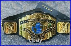 WWE Intercontinental Championship Replica Classic WWF Belt 4MM Zinc