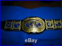 WWE Intercontinental Championship Wrestling Replica Title Belt