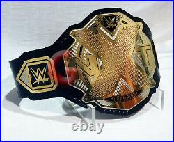 WWE NXT Heavyweight Championship Wrestling Belt Replica Adult Size Belt