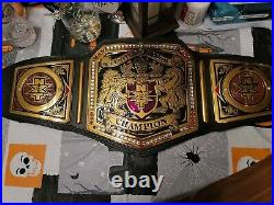WWE NXT UK Championship Replica