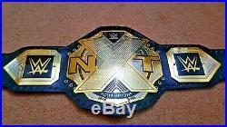 WWE NXT Wrestling Championship Belt. Adult Size