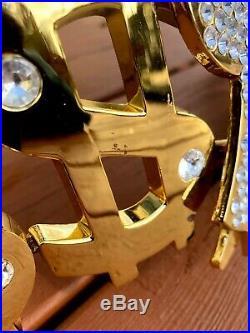 WWE Replica Belt WWF Million Dollar Championship Full Size Belt withSoft Case