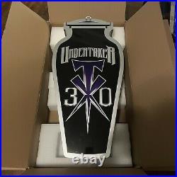 WWE Signature Series UNDERTAKER DELUXE CHAMPIONSHIP BELT Number 48 Of 100
