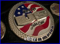 WWE US John Cena Spinner Championship Wrestling Belt