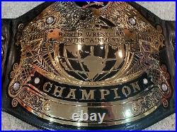 WWE Undisputed Championship Legit Figures Toy Co Replica Belt WWF WCW AEW ECW