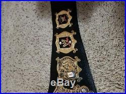 WWE Undisputed Version 1 Championship Replica Adult Title Belt